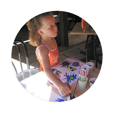 Animation bar et snack du camping familial