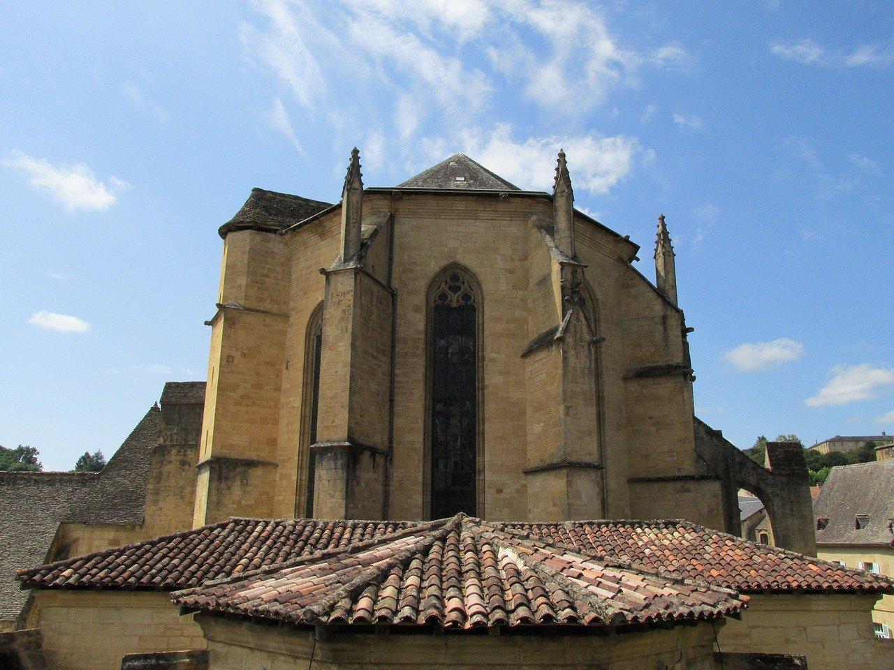 Cathédrale Sarlat la canada